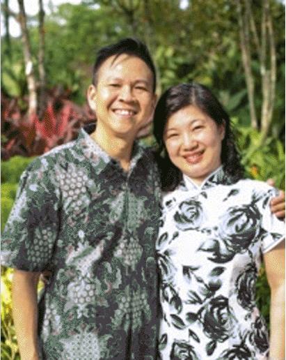 Alvin & Julie Fan
