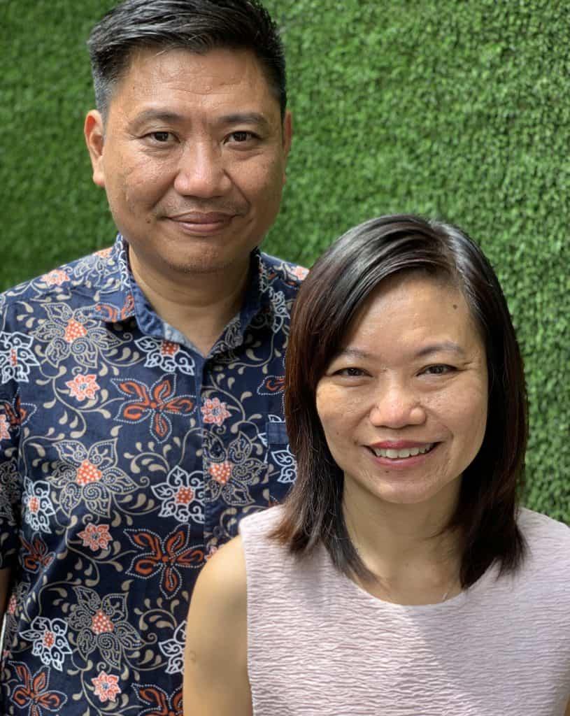 Richard & Serina Cheong