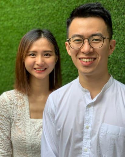 Joshua & Natalie Ong