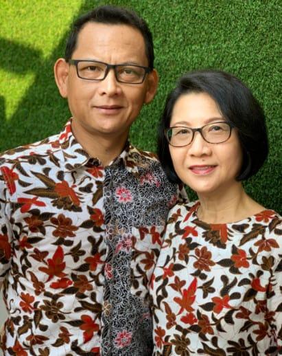 Steven & Agnes Tan