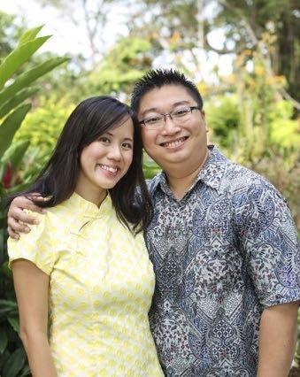 CHERN YANG & YVETTE LEOW