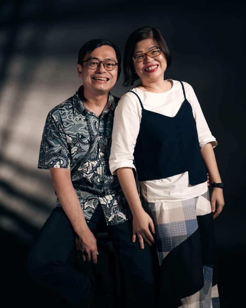 David Lang & Wai Yee