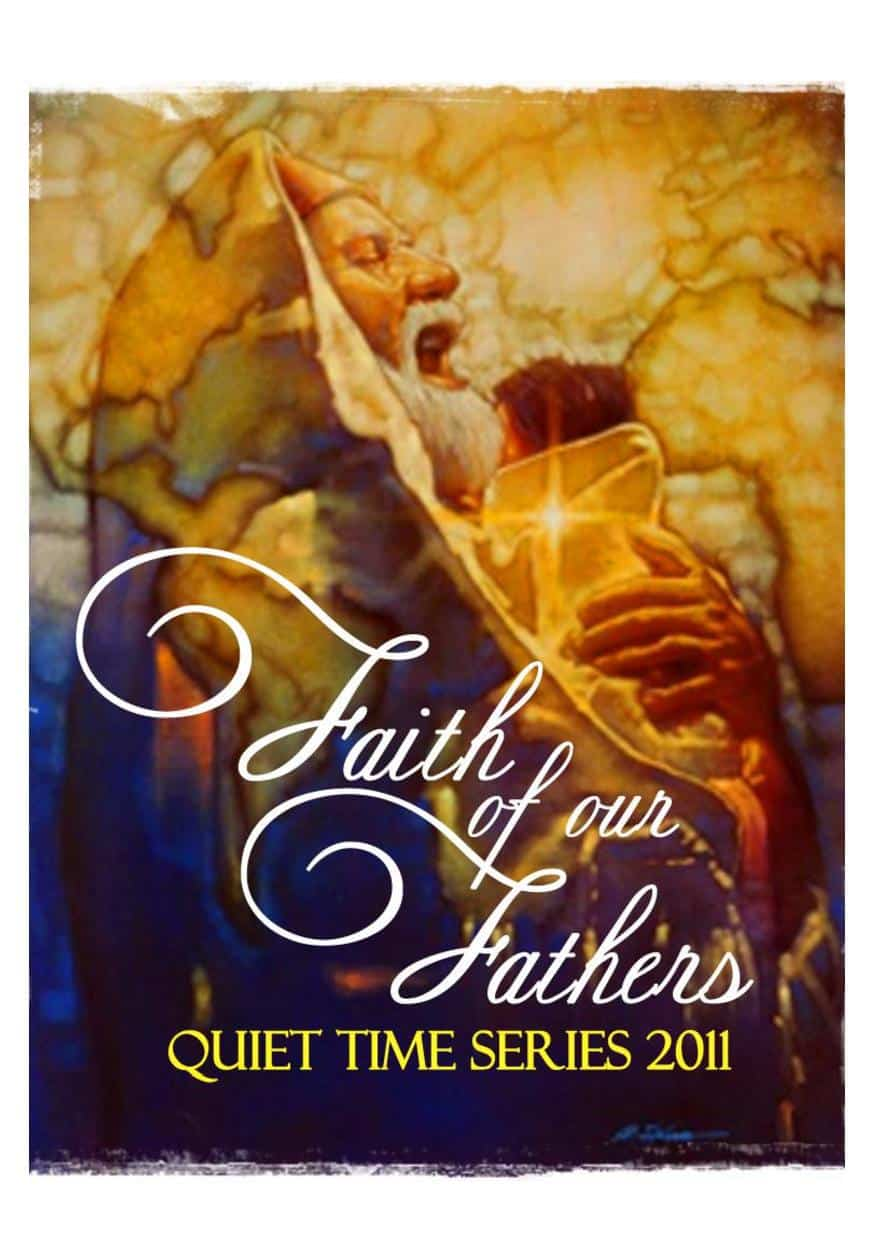 Faith of Our Fathers- QT A5